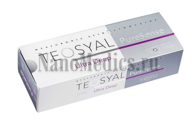 купить Teosyal Ultra Deep, 1.2ml в Москве