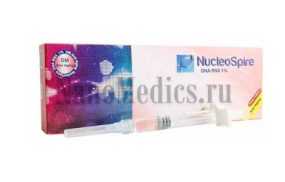 NucleoSpire DNA-RNA 1% DM Anti-Aging promo formula